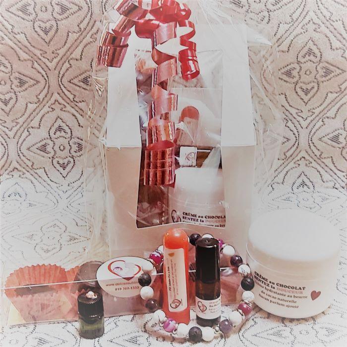 Boîte Cadeau Détente de Luxe + Bracelet