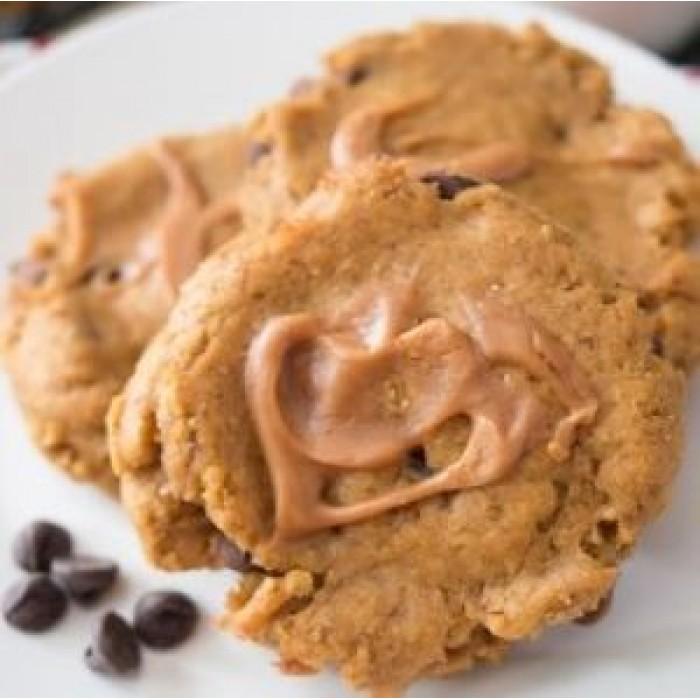 Biscuits Beurre d'Arachide et Chocolat