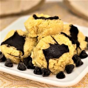 Biscuits Noix Coco Chocolat