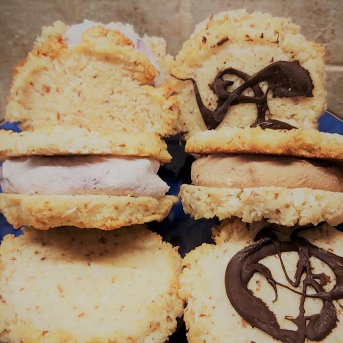 Sandwichs Crème Glacée