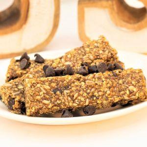 Barres Granola Chocolat-Tournesol