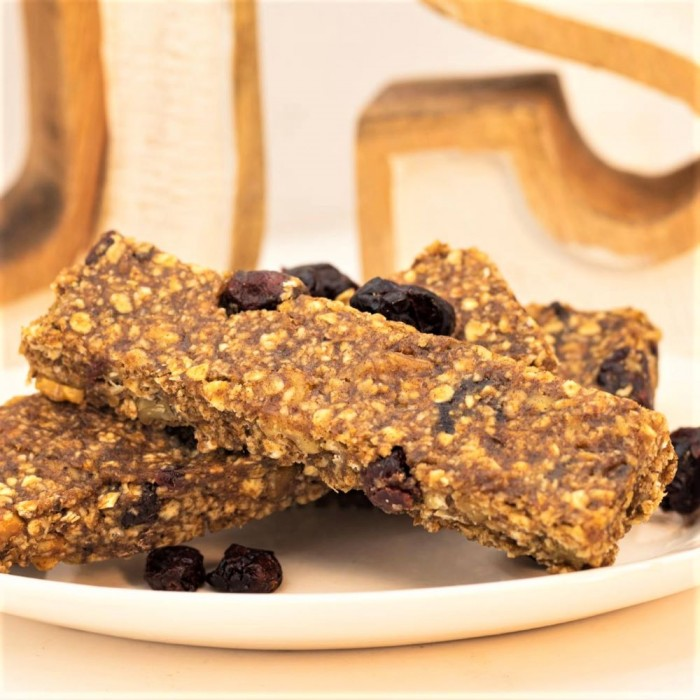 Barres Granola Canneberges-Tournesol