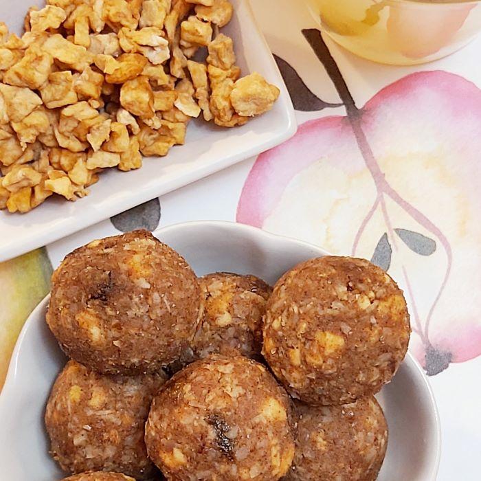 Kit - Boules Énergies Pomme-Cannelle