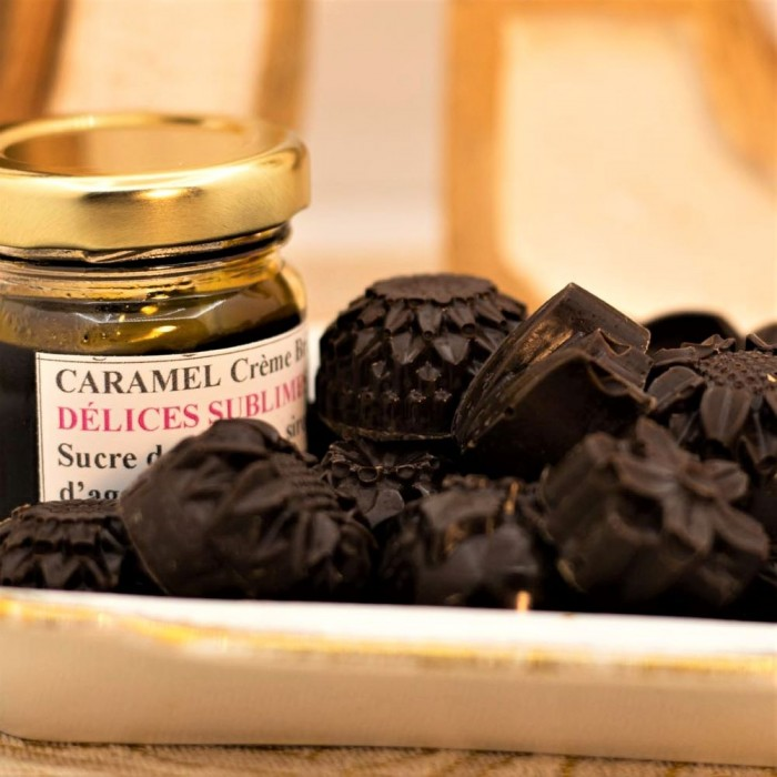 Chocolat au Caramel Crème brulée